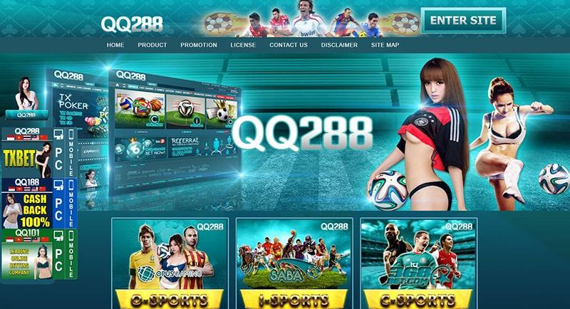 QQ288 judi bola online terpercaya indonesia